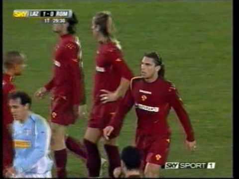 Gol di Paolo Di Canio derby lazio-roma 3:1
