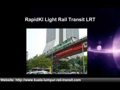 Convert Text To Video Showcase: Convert KL Rail Transit Article To Video