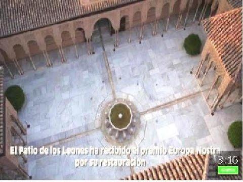 La Alhambra de Granada Patrimonio de la Unesco