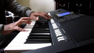 Beatles - Yesterday - Yamaha PSR-S750