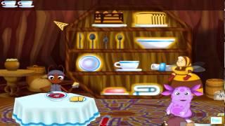 Лунтик Развивающие игры для детей   Лунтик учит правила