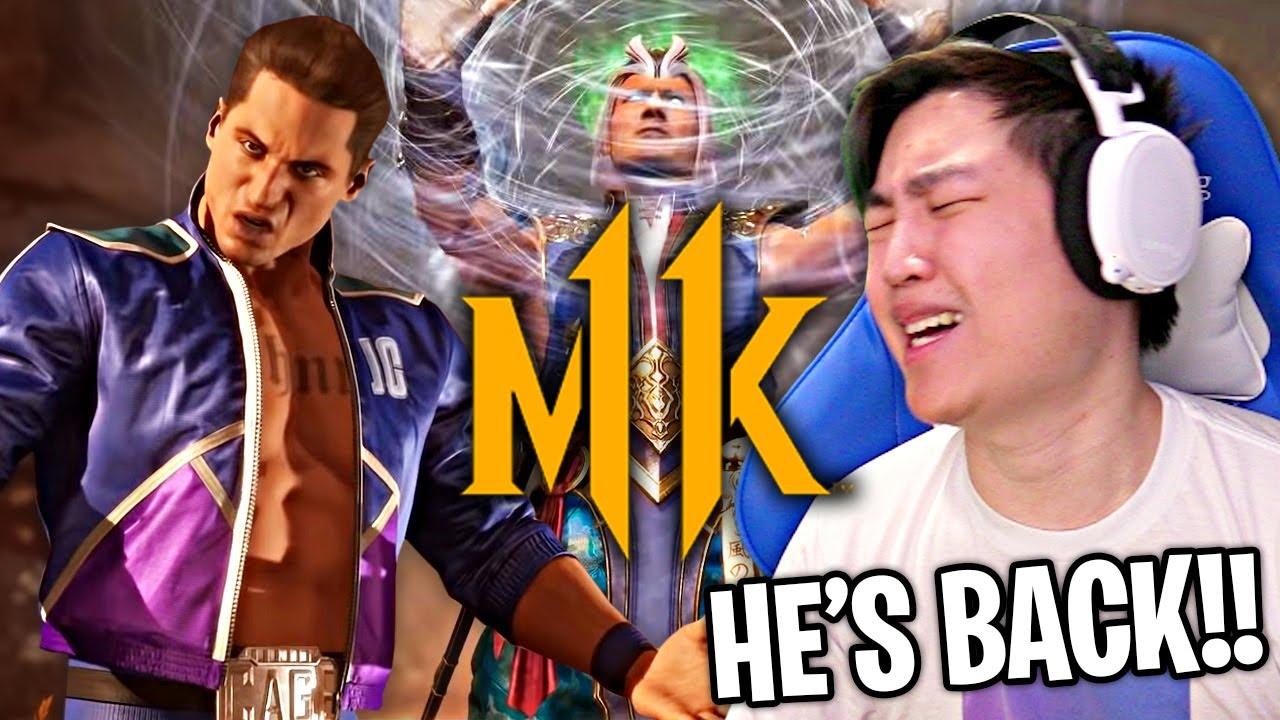 Mortal Kombat 11: Aftermath - Official Launch Trailer!! [REACTION]