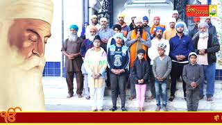 550th.Gurupurab Wishes Gurudwara Singh Saba Mansurpur