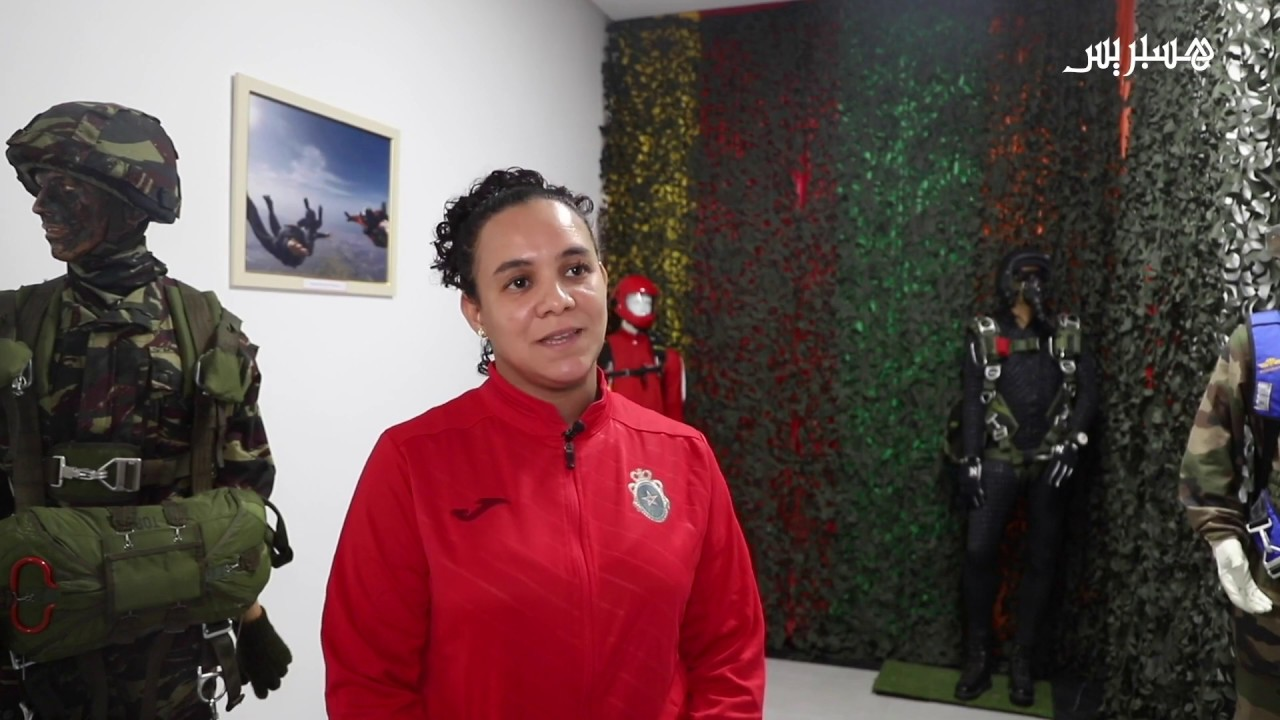 Photo of سميرة ماحنين .. عشق كرة القدم يتحول إلى معانقة عنان السماء – الرياضة