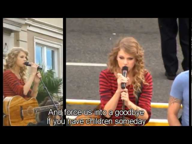Taylor Swift Long Live Lyrics Chords Chordify
