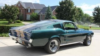 1967 Ford Mustang Fastback Restomod Classic Muscle Car for Sale in MI Vanguard Motor Sales