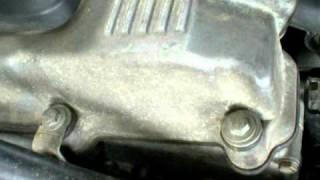 BMW M42 cold engine noise