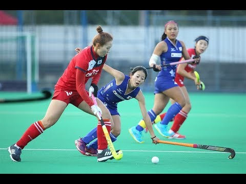 2017.11.5 日本 vs 韓国 - 第9回 女子アジアカップ (岐阜) 3位決定戦