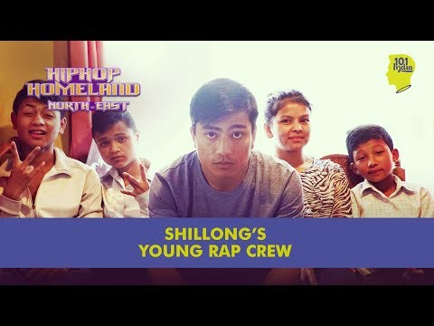 Shillong's Young Rap Crew: Symphonic Movement | Episode 8 | Hip Hop Homeland North East