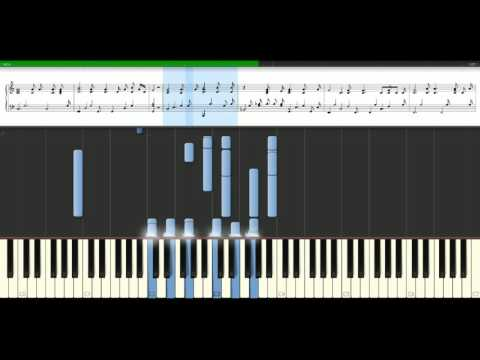 Elvis Presley - Anything that's part of you [Piano Tutorial] Synthesia