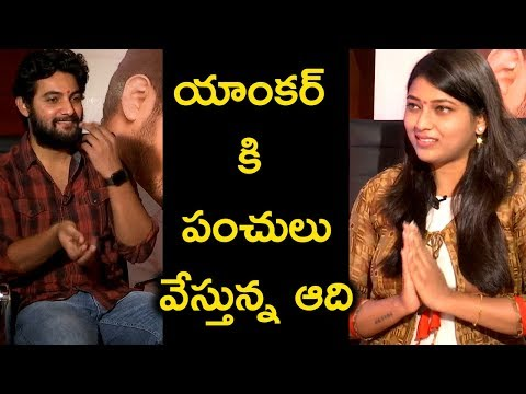 Aadi And Shraddha Srinath Special Interview About Jodi Movie | Sliver Screen