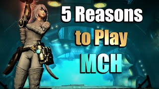 Why you should PĮay Machinist | And what other Jobs do better