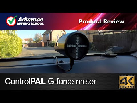 ControlPAL G-force meter  |  Product Review