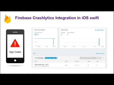 Firebase Crashlytics | XCODE 10 2 | Swift 5 | 2019 | (DSYM File Required  Problem Resolved!)