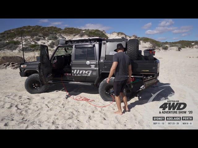 Sand Driving basics Ronny and Torbs