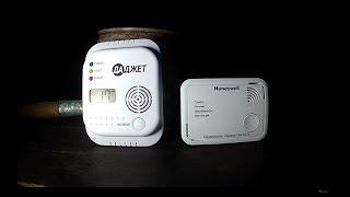 Обзор детекторов угарного газа