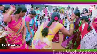 BANJARA PELLI GROUP DANCE IN // TV1 BANJARA