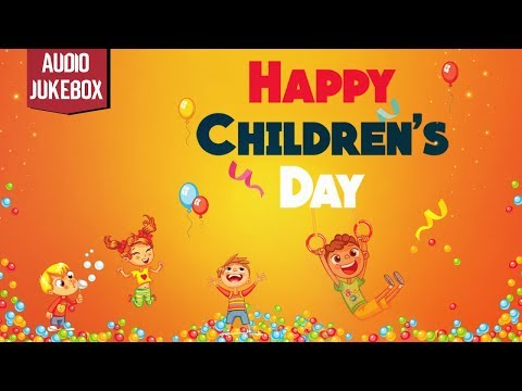 Happy Children's Day   Audio Jukebox   New Kids Songs   Nursery Rhymes   Red Ribbon Musik