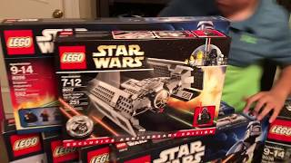 WW#10: LEGO Haul. Star Wars,Technic and a couple others!