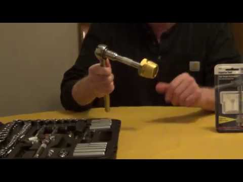 Tub Drain Extractor - Tub Drain Removal Tool - YouTube