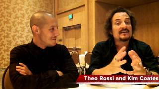 Theo Rossi and Kim Coates Talk SONS OF ANARCHY Season 7