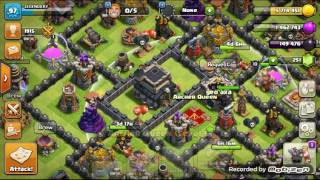 Clash of clans ქართულად baby dragon upgrade 2 lvl