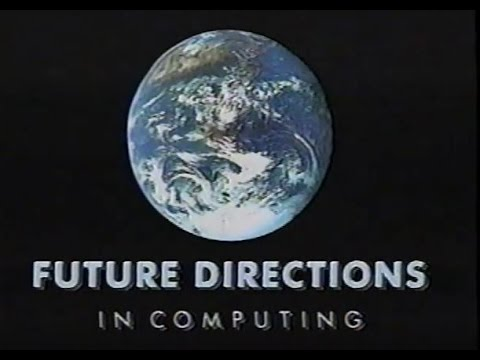 Digital Equipment - Future Directions in Computing (Mike Horner)