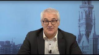 Webinaire du vice-recteur aux Systèmes d'information, M. Louis-Sébastien Guimond