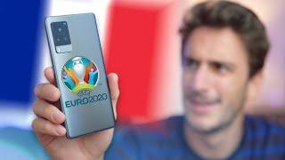 J'ai reçu le Smartphone de l'EURO 2020 ! (oui il existe vraiment)