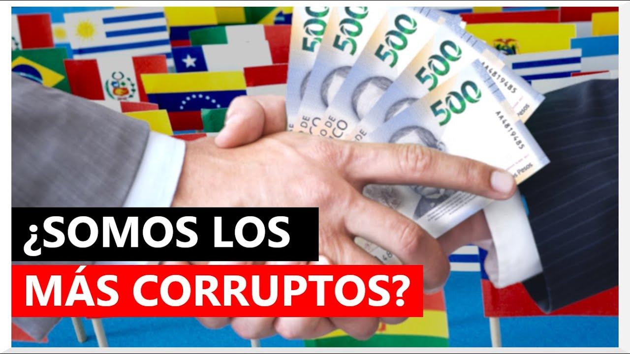 ¿Por qué hay tanta CORRUPCIÓN en LATINOAMÉRICA?