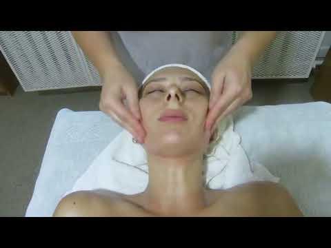 Массаж лица скульптурный. Очень Эффективно  Face massage