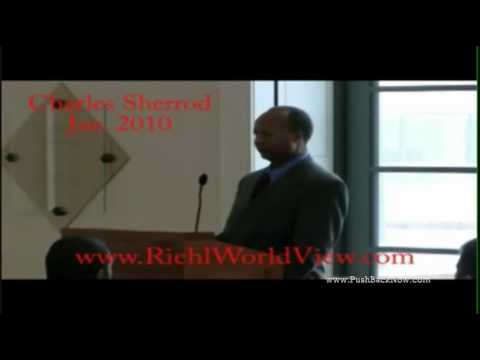 Charles Sherrod on Whites and Uncle Tom