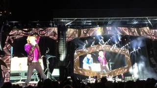 Rolling Stones San Diego Petco Park 05/24/2015 Opening Jumpin Jack Flash
