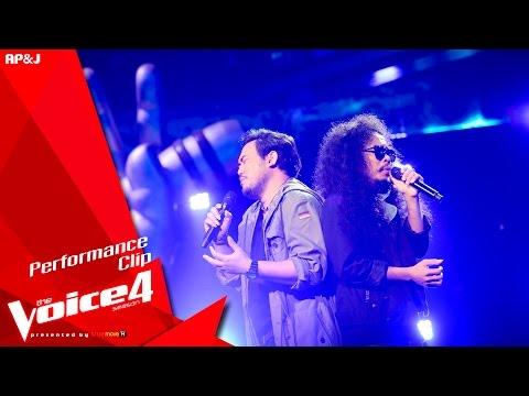 The Voice Thailand - ทอม&ดิด - แม่สาย - 15 Nov 2015