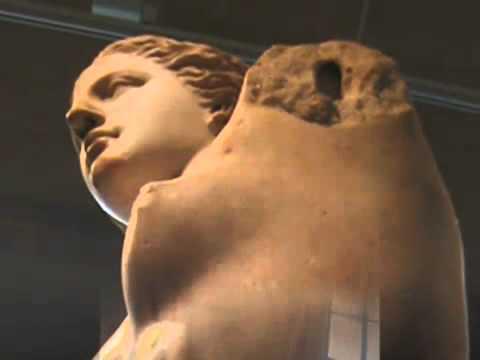 Musica della Grecia Antica -  Inno al Sole - Gregorio Paniagua -  Venere di Milo.