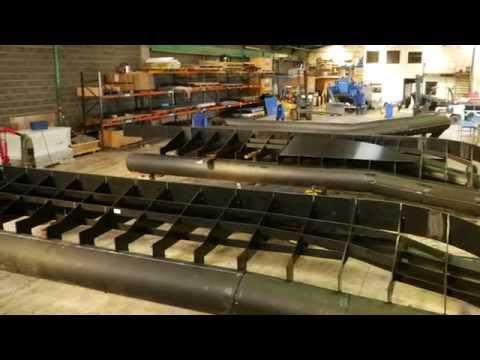 Seahorse Marine - Manufacturing Vessels In HDPE Plastics