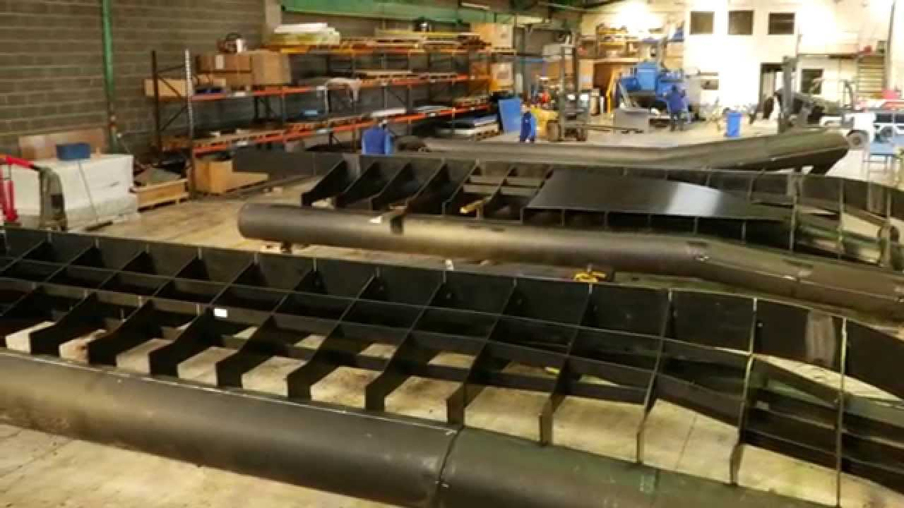 Seahorse Marine Manufacturing Vessels In Hdpe Plastics