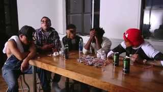 Kevin Gates, Chance The Rapper, August Alsina & More Interview - 2014 XXL Freshman Part 1