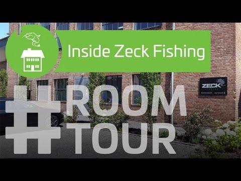 Roomtour-One-Cut | Gebäudevorstellung Zeck Fishing GmbH 2017 | Www.zeck-fishing.com