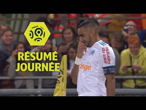 Résumé de la 9ème journée - Ligue 1 Conforama / 2017-18