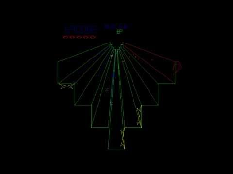 Arcade game: Tempest (1980 Atari) [Re-Uploaded]