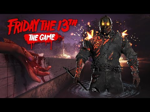 UNSTOPPABLE JASON!! (Friday the 13th Game)