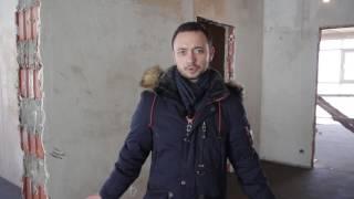 видео Механизированная стяжка пола