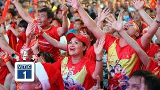 Triệu trái tim Việt tiếp lửa cho các chàng trai áo đỏ