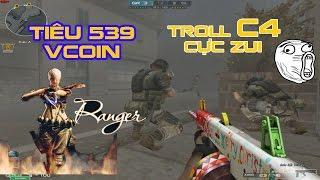 Bình Luận [Troll C4] Tập 3 : Cầm Ranger Lừa Tình A/E Ngây Thơ :):)