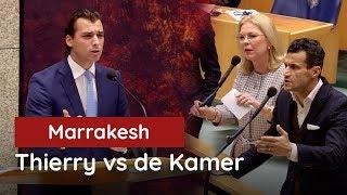 Hele Kamer keert zich tegen Baudet over Marrakesh Immigratiepact