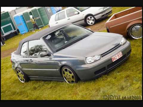 vw golf cab tuning best of 2010 youtube. Black Bedroom Furniture Sets. Home Design Ideas