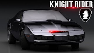 Knight Rider KITT Car Replica Most Screen Accurate Build