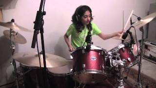 Baixar Raghav 9 Year Old Drummer - Outta Love Again Van Halen Drum Cover