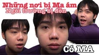 Truyện Tâm Linh: Xem Đi Đừng Sợ - Những Nơi Bị Cho Là Ma Ám Ở Sài Gòn - Video 4k